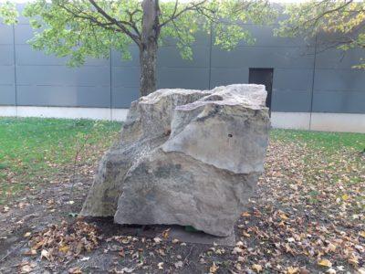 La Place des Grands Hommes - Sculptures monumentales